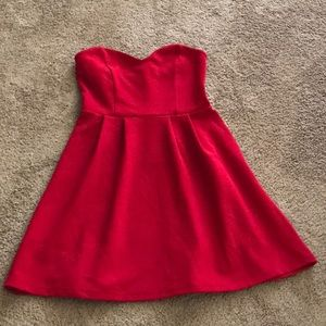 FOREVER 21 Strapless Dress  Size S